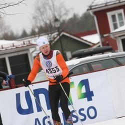Skiing 90 km - Fredrik Olofsson (4353)