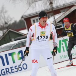 Skiing 90 km - Andreas Gustavsson (4779)