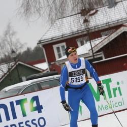 Skiing 90 km - Carl-Henrik Wahlgren (5155)