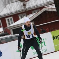 Skiing 90 km - Alexander Gustavsson (5313)