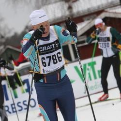 Skiing 90 km - Hubert Kritzinger (6786)