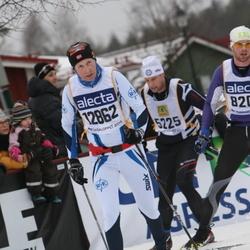 Skiing 90 km - Patrik Sylvan (5225), Arne Eik (12862)