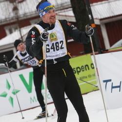 Skiing 90 km - Christoffer Alm (6482)