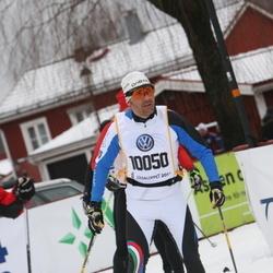 Skiing 90 km - Dimitri Rossato (10050)