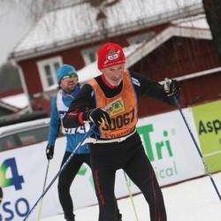 Skiing 90 km - Arne Lund (30067)