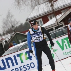 Skiing 90 km - Andre Rondestvedt (5691)