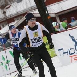 Skiing 90 km - Fredrik Hedqvist (12568)