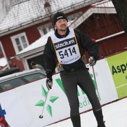Skiing 90 km - Anders Westerberg (5414)