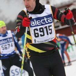 Skiing 90 km - André Herrmann (6915)