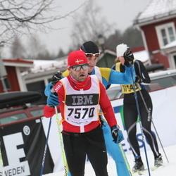 Skiing 90 km - Christian Boye (7570)