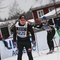 Skiing 90 km - Henrik Jakobsson (6225)