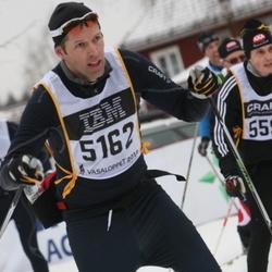 Skiing 90 km - Fredrik Lundgren (5162)