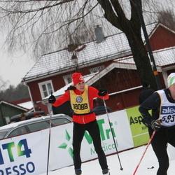 Skiing 90 km - Agneta Bergqvist (18088)