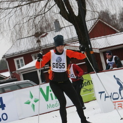 Skiing 90 km - Fredrik Zetterling (6055)