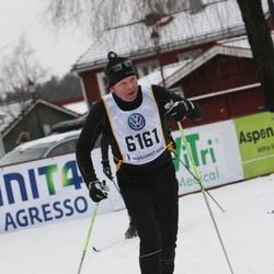 Skiing 90 km - Åke Lindkvist (6161)