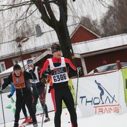 Skiing 90 km - Fredrik Lundberg (6388)