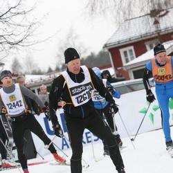 Skiing 90 km - Daniel Salomonsson (12442)