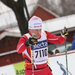 Skiing 90 km - Anders Claesson (7110)