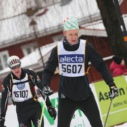 Skiing 90 km - Jörgen Fält (5607), Einar Færø (15107)