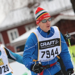 Skiing 90 km - Jarmo Rantakokko (7944)