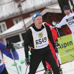 Skiing 90 km - Henrik Hansson (6549)