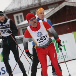 Skiing 90 km - Åke Jönsson (5997)
