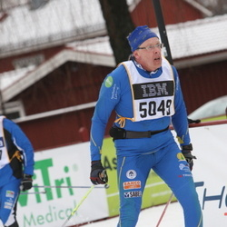 Skiing 90 km - Jan-Eric Thelin (5049)