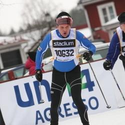 Skiing 90 km - Börge Flönes (10632)