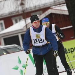 Skiing 90 km - Henrik Ramhult (12497)