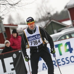 Skiing 90 km - Erlend Ringsgård (7184)