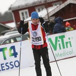 Skiing 90 km - Ales Zivela (12190)