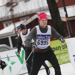 Skiing 90 km - Daniel Larsson (6995)