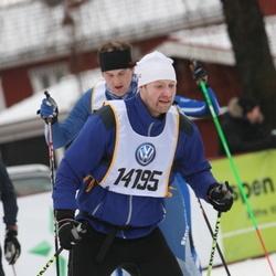 Skiing 90 km - Anders Borgeryd (14195)