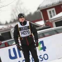 Skiing 90 km - Christoffer Hansson (14270)