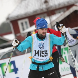 Skiing 90 km - Hjalti Jonsson (14193)