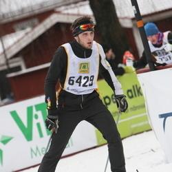 Skiing 90 km - Daniel Karlsson (6429)