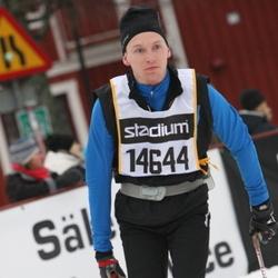 Skiing 90 km - Henrik Larsson (14644)