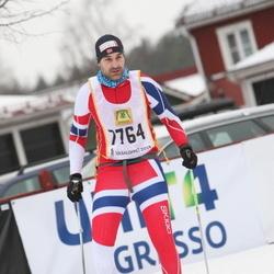Skiing 90 km - Henrik Staib (7764)