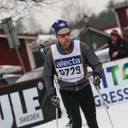Skiing 90 km - Daniel Spangenberg (5729)