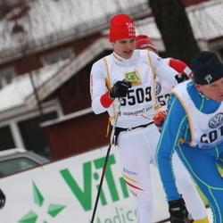 Skiing 90 km - Elias Axmarker (6509)