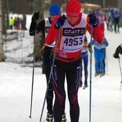 Skiing 90 km - Henrik Peterson (4953)