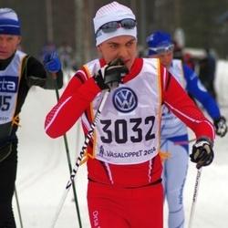 Skiing 90 km - Christian Tennstedt (3032)