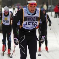 Skiing 90 km - Andreas Erlingsjö (4536)