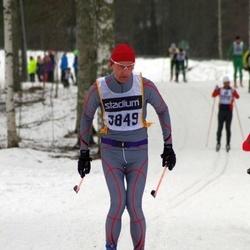 Skiing 90 km - Alari Kannel (3849)