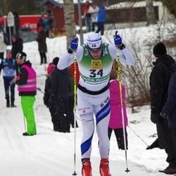 Skiing 90 km - Fredrik Byström (34)