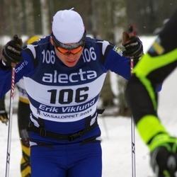 Skiing 90 km - Erik Viklund (106)