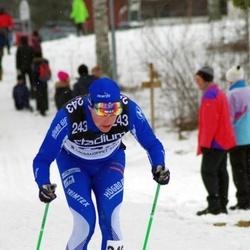 Skiing 90 km - Björn Hänninen (243)