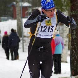 Skiing 90 km - Christofer Stevenson (1213)