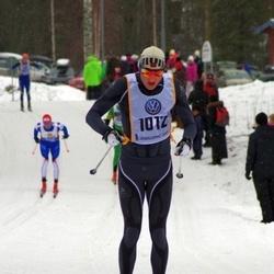 Skiing 90 km - Henrik Fleisje (1012)