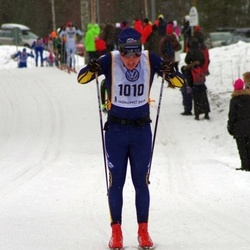 Skiing 90 km - Fredrik Hansson (1010)